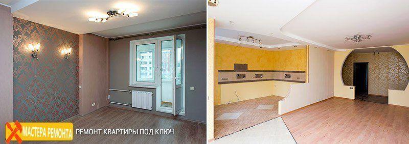 ремонт квартир в ижевске фото